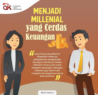 arti finansial bagi milenial