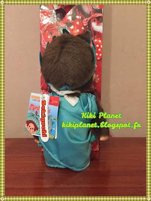 monchhichi daiba odaiba japan japon statue limited 775630 kiki rare