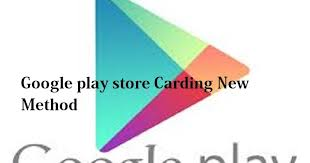 Google play store carding