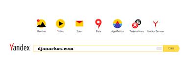 mesin pencari selain google dan yahoo