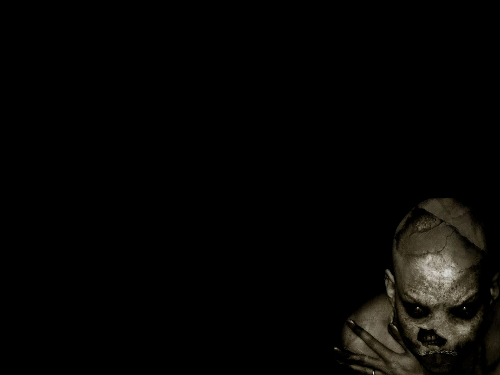 Scary Face, of scary Wallpaper HD | Scary Wallpapers