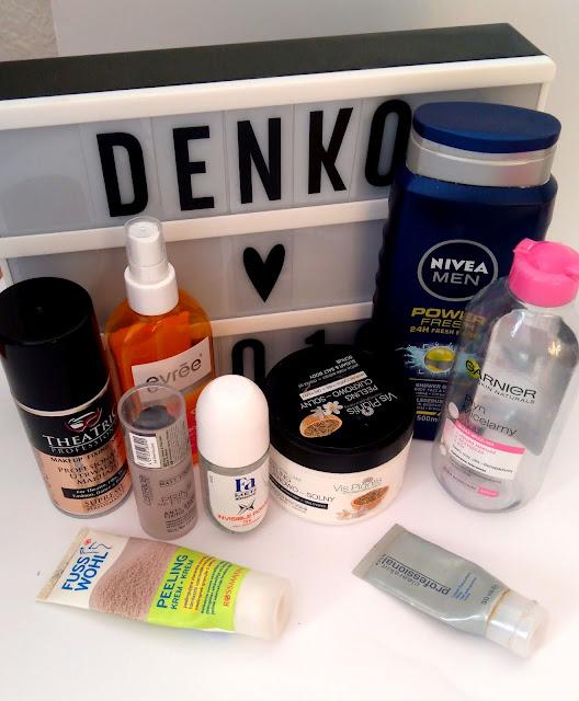projekt denko / październik 2018