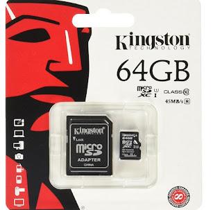 Kingston Scheda MicroSD