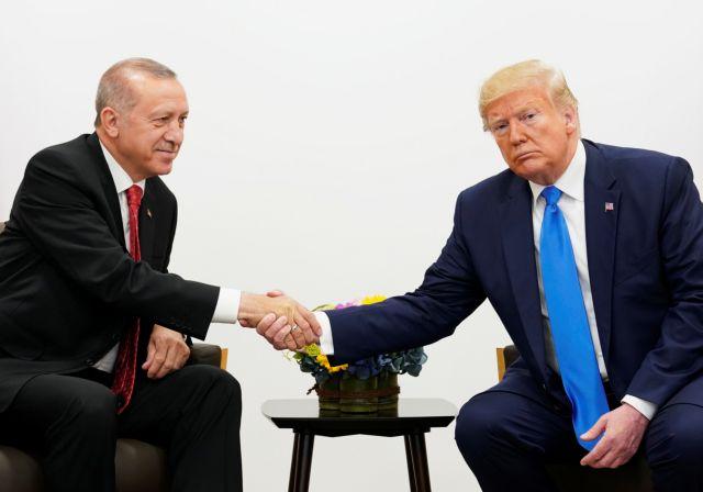O Ερντογάν δεν υποχωρεί για τους S-400, o Τραμπ του… κλείνει το μάτι