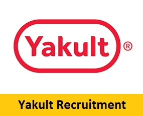 Yakult Recruitment 2017-2018