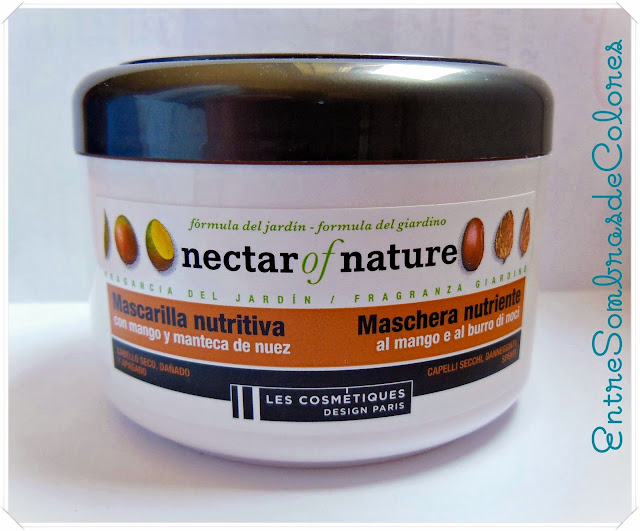 mascarilla pelo nectar of nature Carrefour