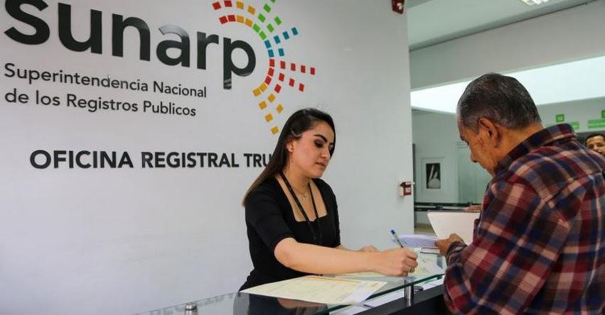 Inscripción de compraventa de predios creció en 11 departamentos, según reporte de la SUNARP - www.sunarp.gob.pe