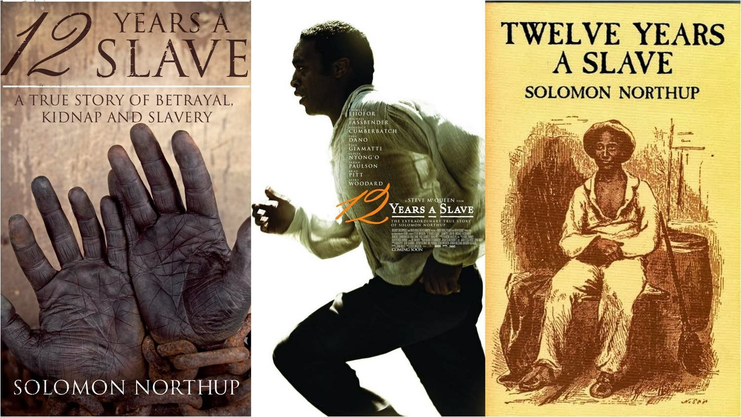 Posters of 12 Years a Slave by Solomon Northup