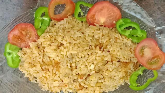طريقة عمل ارز بسمك الفيلية الاحمر سمكة السابا بالصلصة الشيف محمد الدخميسي
