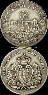 Medalla San Marino