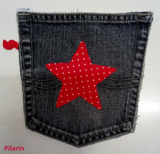Monedero de jeans (+ Tutorial)