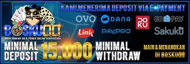 Informasi Mengenai Situs DominoQQ Terbaik 2020 BoskuQQ