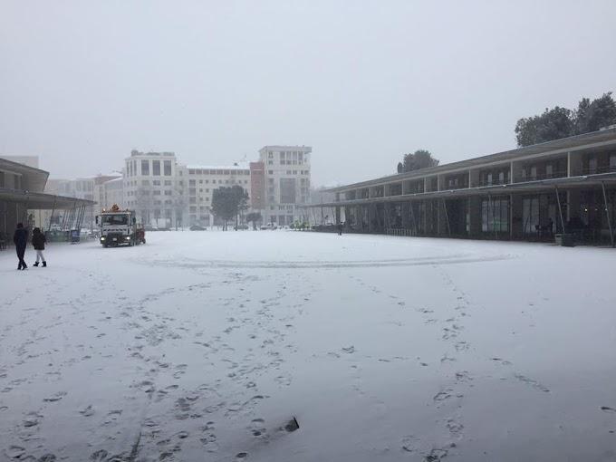 Risque neigeux (à confirmer) en plaine ce week-end