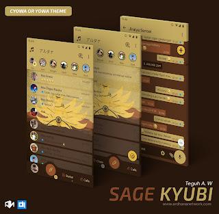 Sage Kyubi