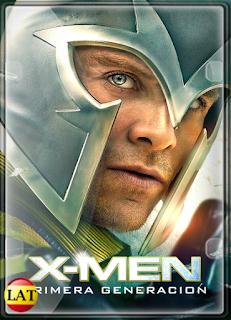 X-Men: Primera Generación (2011) DVDRIP LATINO