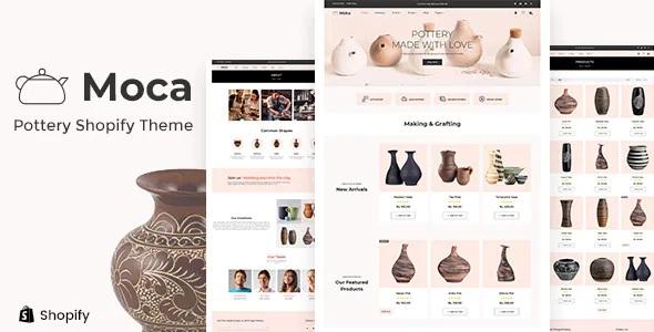 Best Pottery Decor Shopify Theme