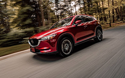2021 Mazda CX-5 Review