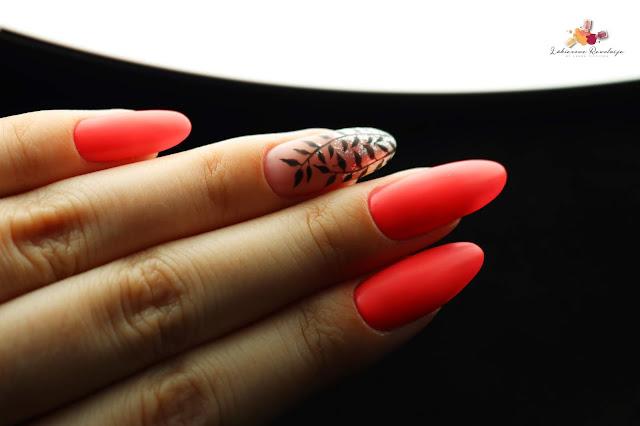 Victoria Vynn - Mega Base Pink, wakacyjne paznokcie, so fancy, neon