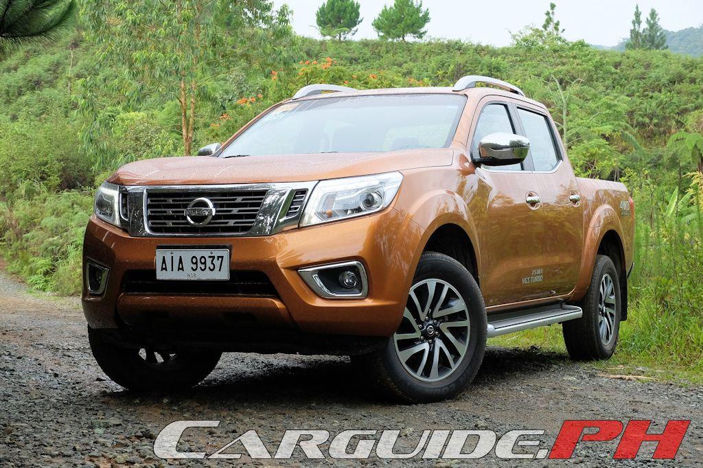 Review: 2015 Nissan NP300 Navara 4x4 VL A/T | Philippine Car News