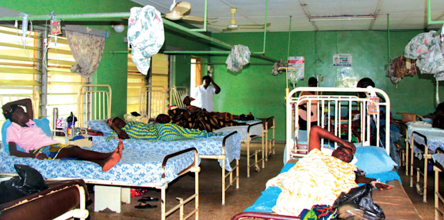 Insensitive attitude of Govt to health facilities pointed out to Buhari, urged to Rehabilitate LUTH, other tertiary hospitals