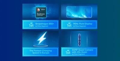 كشفت شركة Realme عن تاريخ اعلان عن هاتف X2 Pro