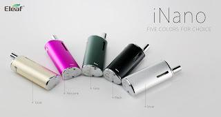 A convenient ecigarette kit: iNano Kit!