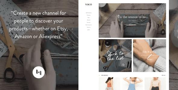 Professional Responsive Blogger Templates   Product Showcase for merchants