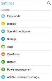 Cara Mudah Mematikan/Sleep Layar Zenfone 5 Menggunakan Double-Tap