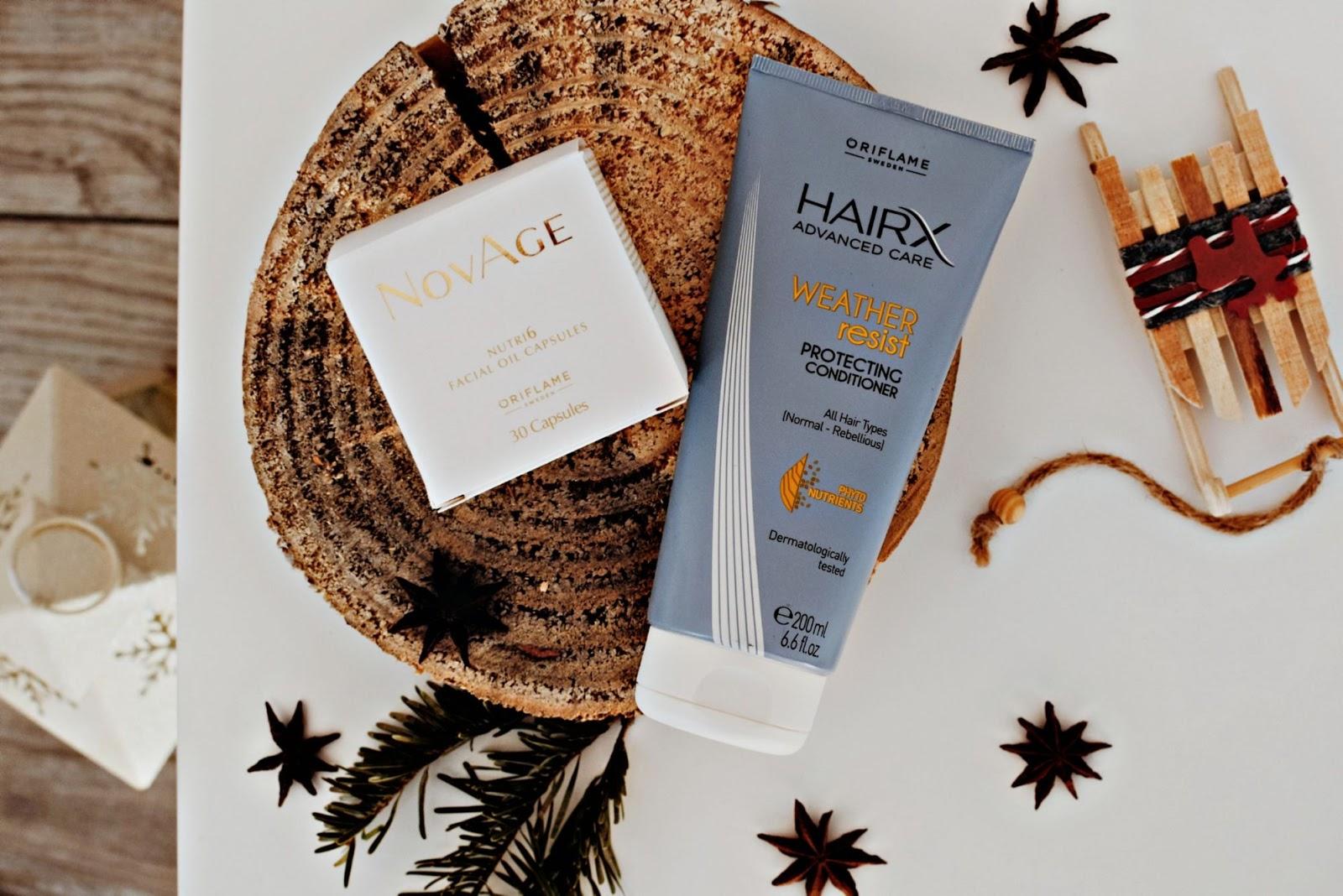 Odżywka HairX Advanced Care Weather Resist, Oriflame