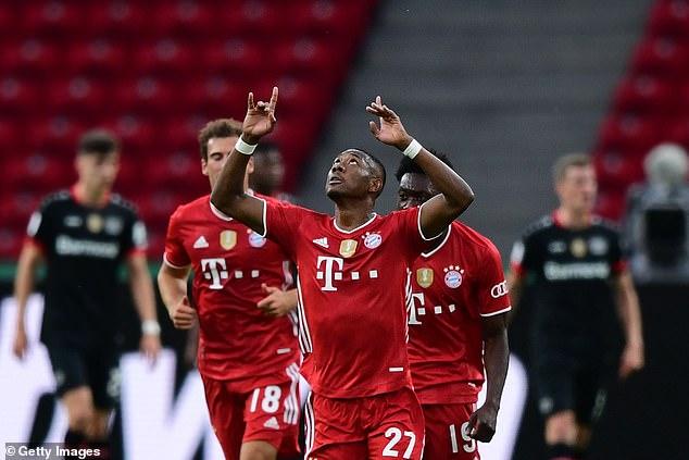 Alaba làm khó Bayern, dọn đường đến Premier League