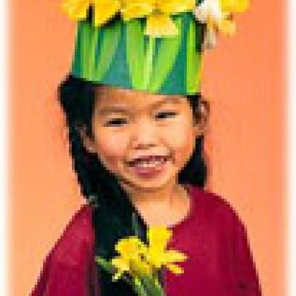 Daffodil Crown