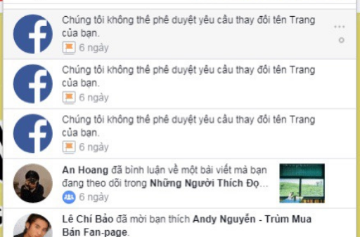 Dịch Vụ Facebook - vsm.vn
