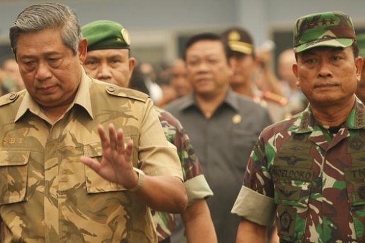Saat SBY Tolak Usulan Gelar Jenderal Besar TNI dari Moeldoko…