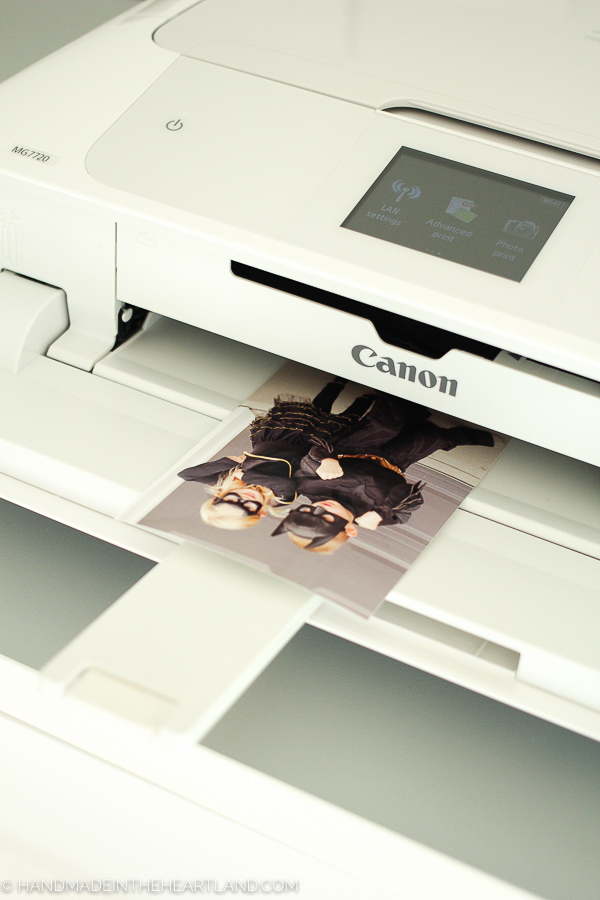great photo printing at home with the canon pixma printer