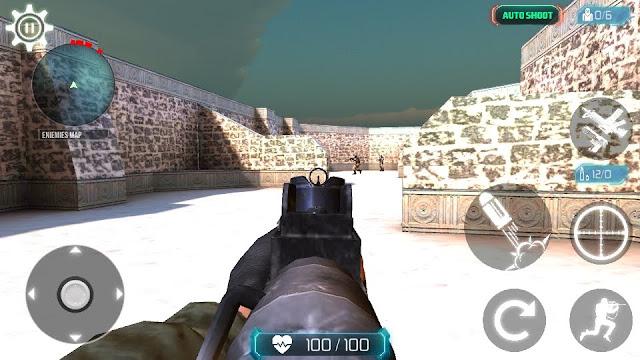قصة وأطوار لعبة Counter Terrorist 2 للاندرويد