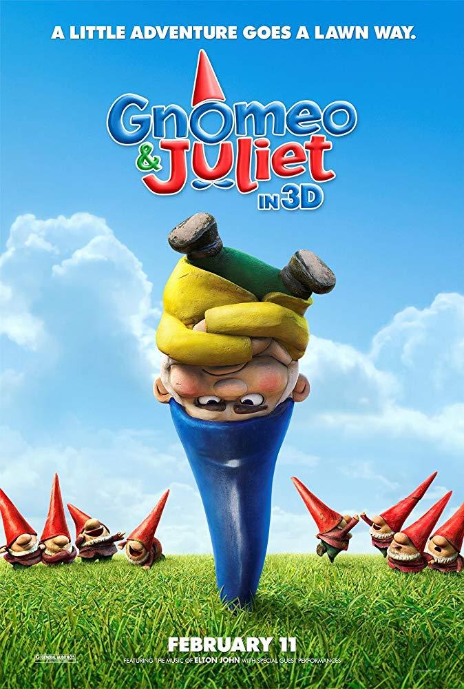 مشاهدة فيلم Gnomeo & Juliet (2011) مترجم HD اون لاين