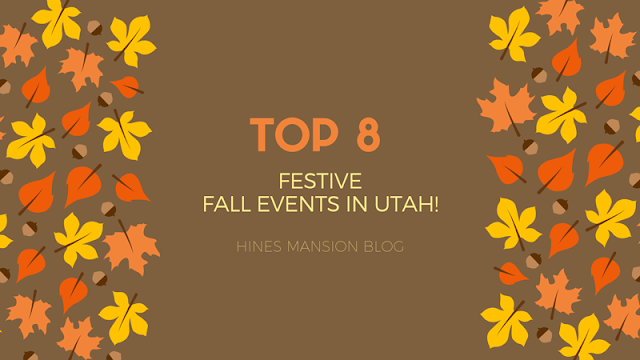 The Top 8 Festive Fall Events in Utah blog cover image