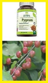 pygeum para la prostata