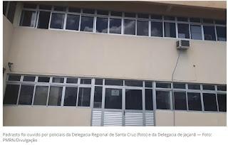 Em Jaçanã, padrasto confessa ter matado criança de 6 anos, diz Polícia Civil
