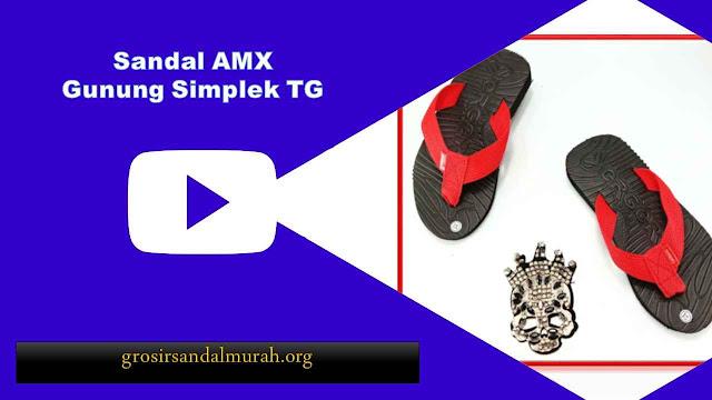 grosirsandalmurah.org - Sandal anak Tg - AMX Gunung Simplek TG