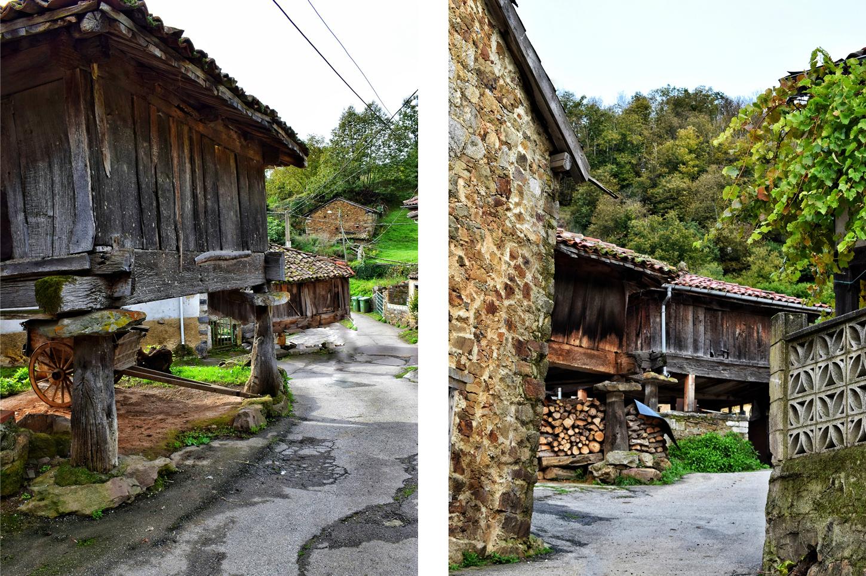 horreos arquitectura tradicional