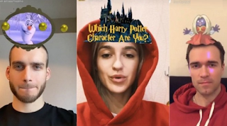 Filter Harry potter || Cara dapatkan Harry potter filter instagram dan tiktok
