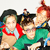 161025 EXO-CBX Website Update: Xiumin, Baekhyun and Chen's Teaser for 'Hey Mama'