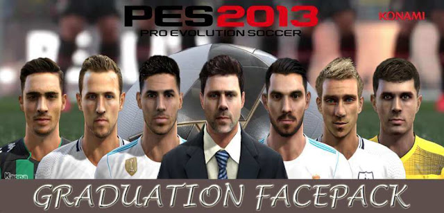Graduation Facepack PES 2013