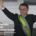 Bolsonaro promete 'restabelecer a ordem' no país