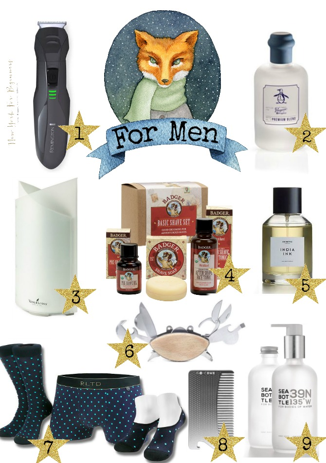 original holiday gifts for men