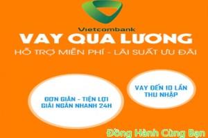 Vay Tín Chấp Ngân Hàng Vietcombank 2020