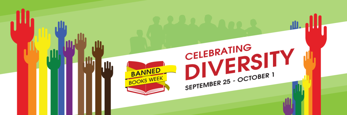 Banned Books Week, Diversity, Recommendations, InToriLex