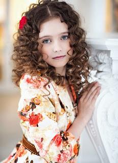 cabello de niña