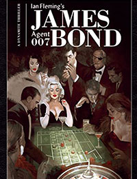 James Bond: Casino Royale Comic